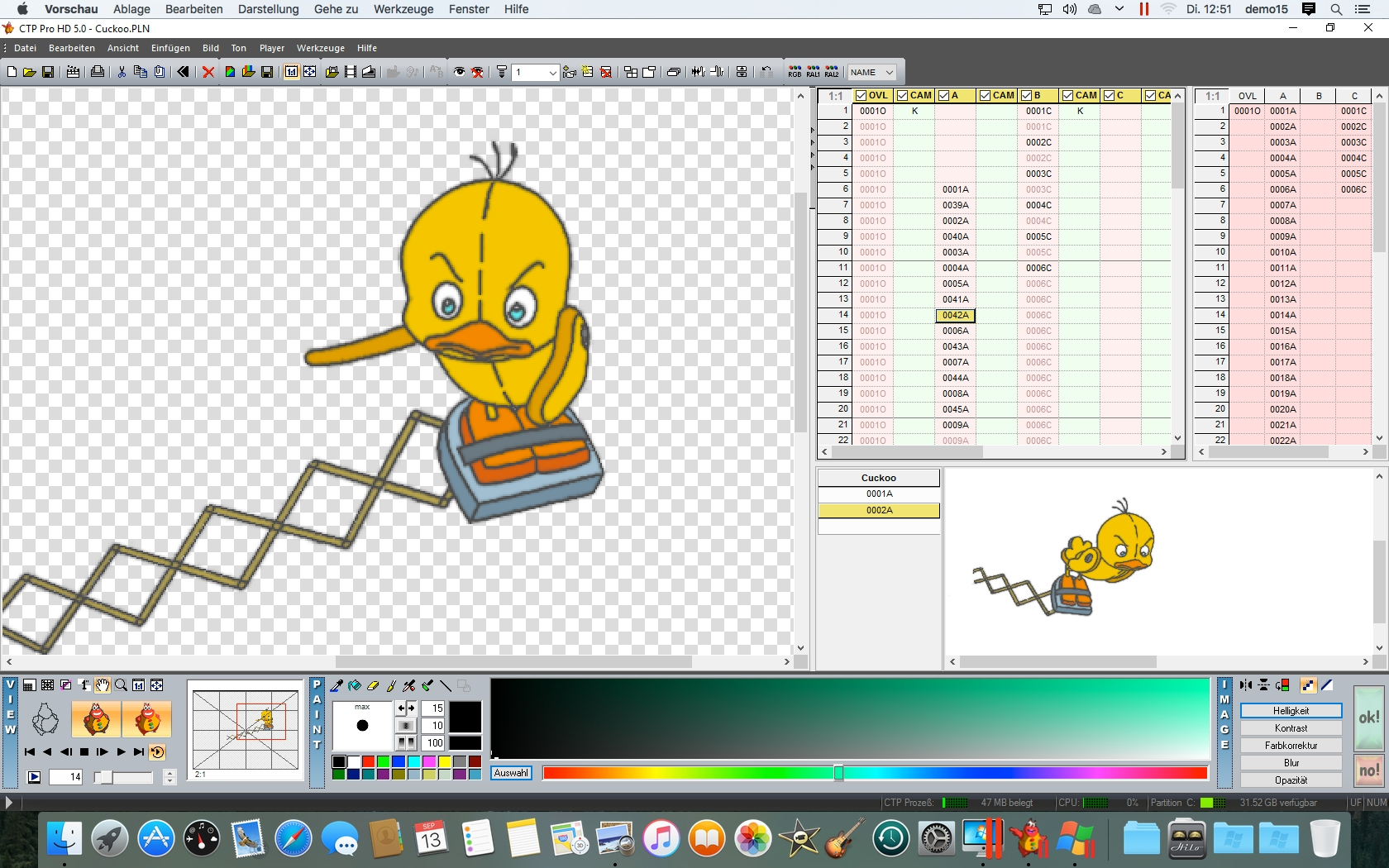 Cartoon animation software, free download