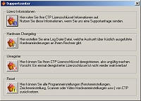 CTP Pro 4.0 Supportcenter